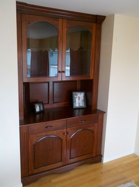 Custom Made Drugan China Cabinet