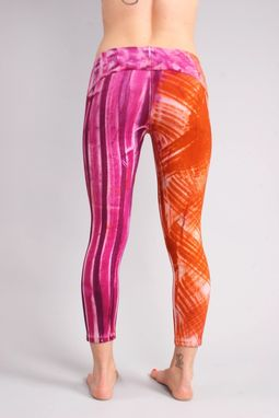 Custom Made Design Your Own Crop Yoga Pant