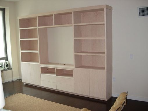Custom Made Wall Unit