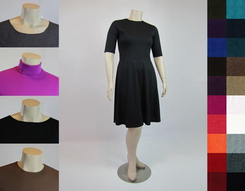 Custom Made Custom Ponte Dress