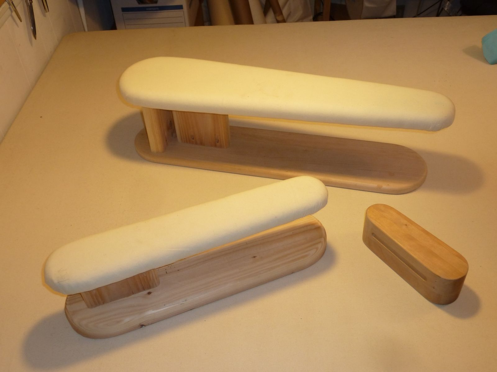 Custom Tailors Pressing Board V 2.0 by Thomas Brothers Workshop ...