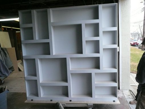 Custom Made Residential Display Unit