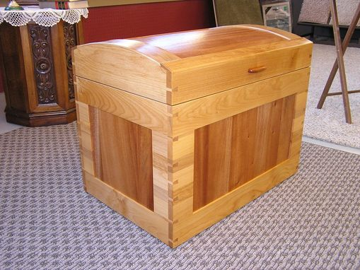 Custom Made Plain Chest