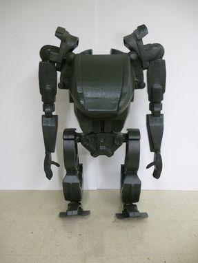 Custom Made Avatar Robot Prop