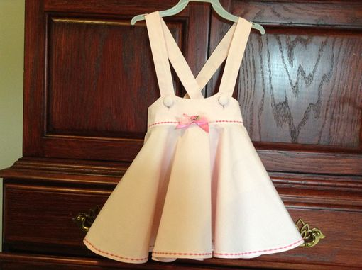 Custom Made Embroidered Girls Skirts