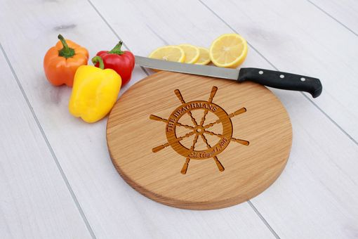 Custom Made Personalized Cutting Board, Engraved Cutting Board, Custom Wedding Gift – Cbr-Wo-Beachmans