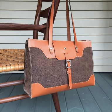Custom Made Garny No.32  Buffalo Bag