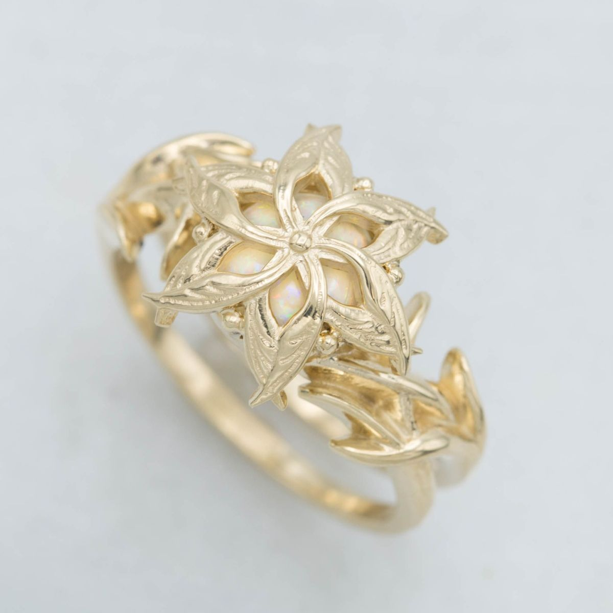 detailed gold rose engagement era melody vancouver handmade ethical diamond rings ring design rg by products