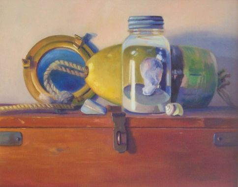 Custom Made Still Life Painting (Of Your Favorite Objects)