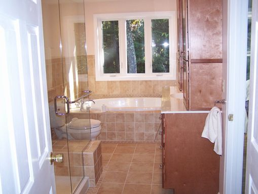 Custom Made Master Bath, Bedroom, Kitchen Expansion.