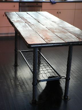 Custom Made O'Brien Kitchen Table