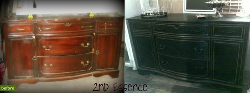 Custom Made Custom Painted Furniture Cont. 4