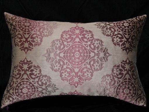 Custom Made Chateau: Shadow Opal Pillow