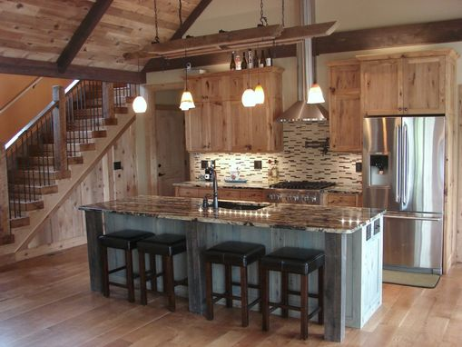 Custom Made Beck Lakehouse, Paola, Kansas