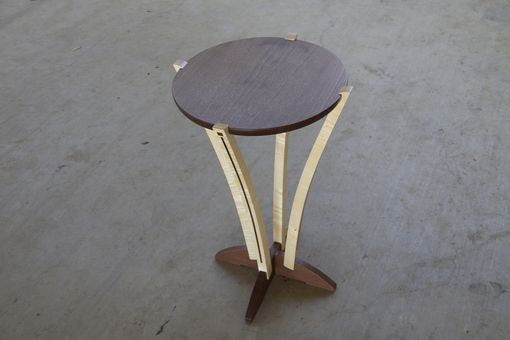 Custom Made Decorative Occasional Or Side Table