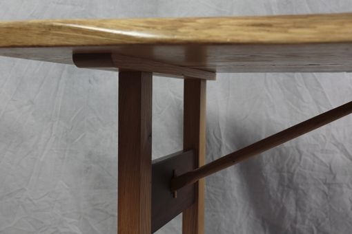 Custom Made Nakashima Inspired Writing Desk
