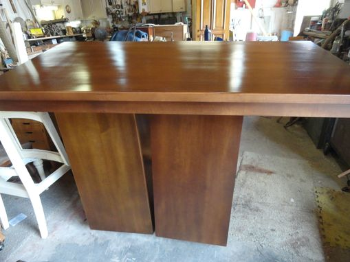 Custom Made Huge Bar Height Dining Table