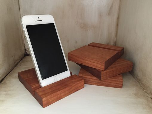 Custom Made Iphone Stand