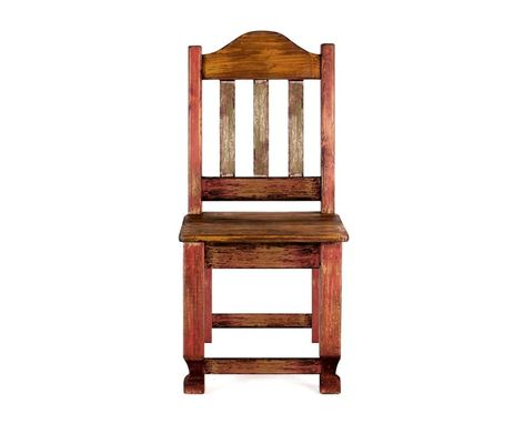 Custom Made Rustic Farmhouse Dining Chair By Rustic Furniture Hut