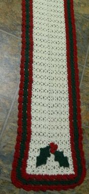 Custom Made Christmas Table Runner
