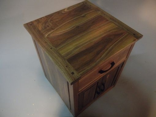 Custom Made Sap Wood Night Stand