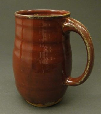 Custom Made Copper Red Beer Mug (Sku 55)