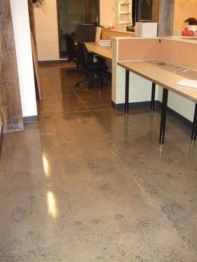 Custom Made Ecopolish Recovery Of Old Concrete Slab