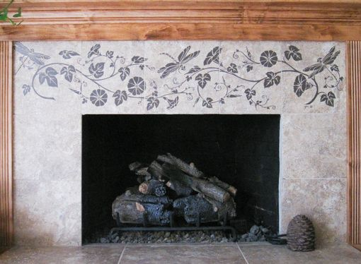 Custom Made Hurthere Fireplace Surround