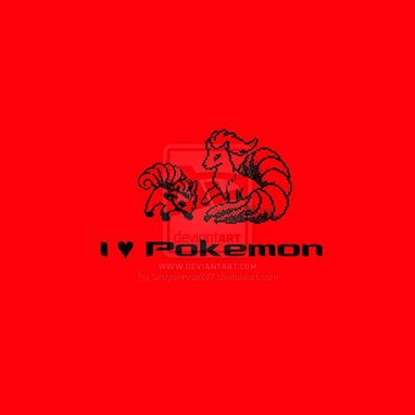 Custom Made Fire Pokemon Set (12x12)