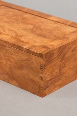 Custom Made Redwood Box