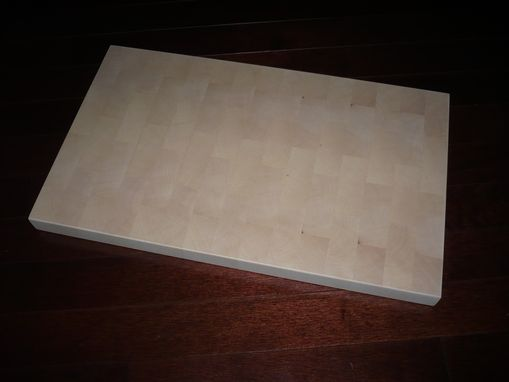Custom Made Personalized Cutting Board - Logo Engraved