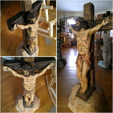 Custom Made Crucifix