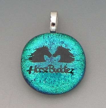 Custom Made Custom Horse Pendant