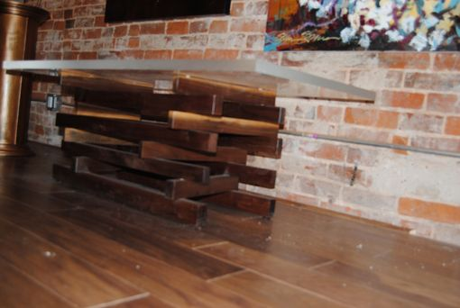 Custom Made Modern Rustic Tables