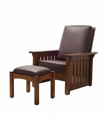 Custom Made Bungalow Recliner