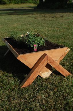 Custom Made Natural Aromatic Cedar Porch Planter