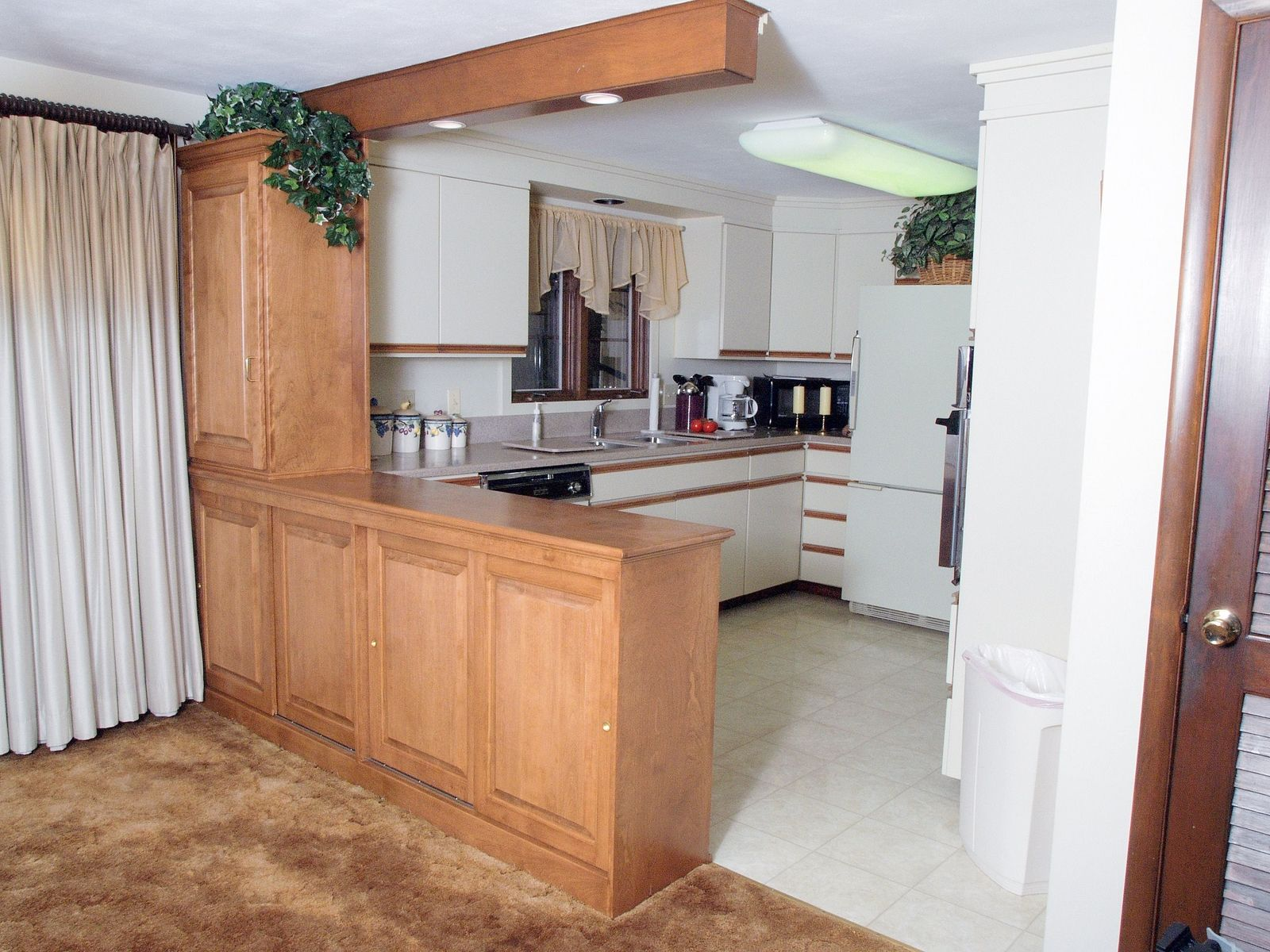 Kitchen Divider Design Ideas ~ Handmade room divider system by custom furniture design