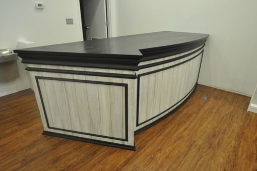 Custom Made Checkout Counter