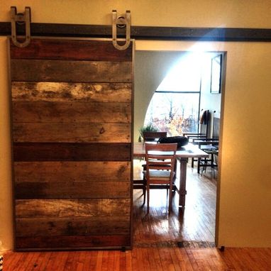 Custom Made Custom Sliding Barn Door