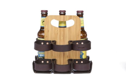 Custom Made Leather 6-Pack