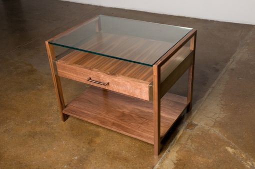 Custom Made Marina Del Rey Night Stand