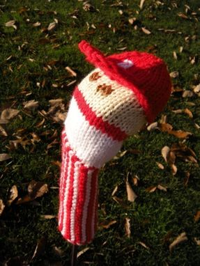 Custom Made Knit Pattern Baseball Player Golf Club Cover Pdf