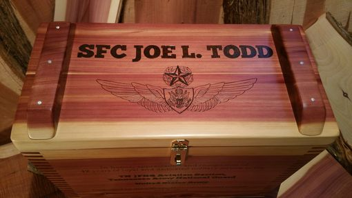 Custom Made Customized Ammo Box For Military & Police