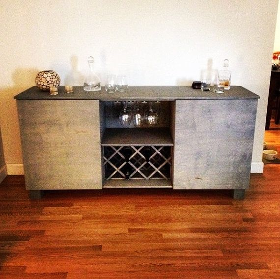 Buy A Custom Made Rustic Wine Bar Rustic Liquor Bar