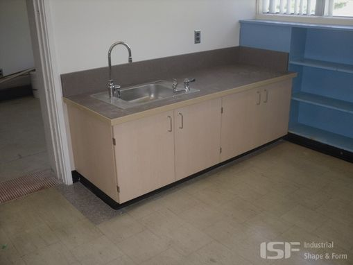 Custom Made Classroom/Commercial Vanity