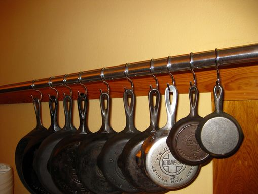 Custom Made Pot Hooks