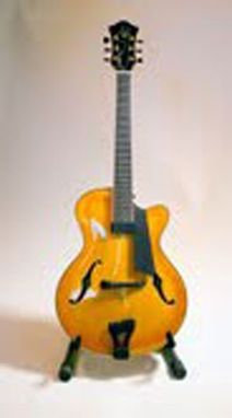 Custom Made Phoenix 15 Archtop Guitar