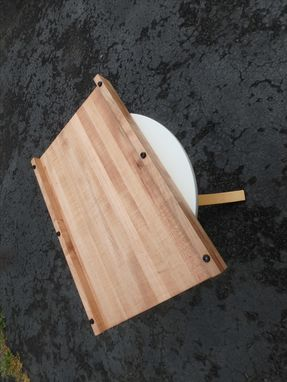 Custom Made Over The Stove Cutting Board