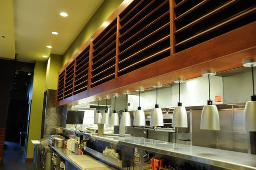 Custom Made Commercial Restaurant