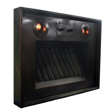 Custom Made Bronze Range Hood #24, Style D